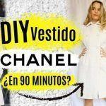 DIY vestido CHANEL en 90 minutos