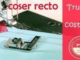 Trucos de costura coser sin torcerse